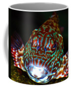 Poopaa Hawaiian Hawk Fish Coffee Mug