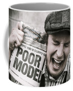Poor Model Coffee Mug