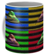 Pop Art Pears Coffee Mug