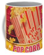Pop Corn Coffee Mug