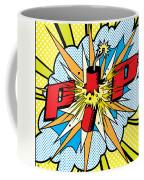 Pop Firecracker Coffee Mug by Gary Grayson