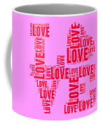 Pop Love 4 Coffee Mug