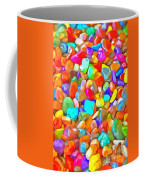 Pop Rocks Abstract Coffee Mug