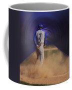 Pop Slide At Third Base Coffee Mug by Thomas Woolworth