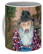 Popcorn Sutton - Moonshine Legend - Landscape View Coffee Mug