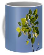 Poplar Leaves Coffee Mug