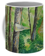 Poplar Point Camp Coffee Mug
