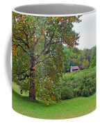 Poplar Tree In The Valley Coffee Mug