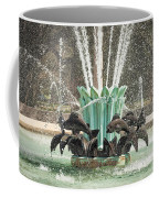 Popp Fountain In City Park New Orleans Coffee Mug