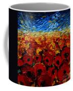 Poppies 2 Coffee Mug