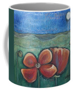 Poppies For Barbara And Paul Coffee Mug