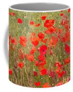 Poppies Vii Coffee Mug