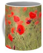 Poppies Viii Coffee Mug