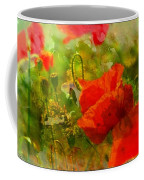 Poppin Poppies Coffee Mug