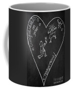 Popping The Question Coffee Mug