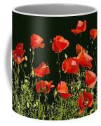 Poppy Art Coffee Mug
