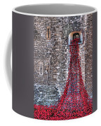 Poppy Cascade Coffee Mug
