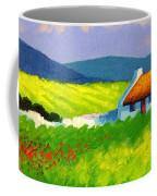 Poppy Field - Ireland Coffee Mug
