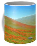 Poppy Fields Coffee Mug