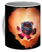 Poppy In The Darkness Coffee Mug