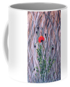 Poppy In The Wild Coffee Mug