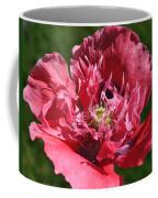 Poppy Pink Coffee Mug