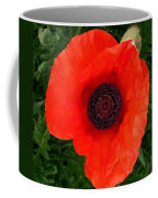 Poppy Of Remembrance  Coffee Mug