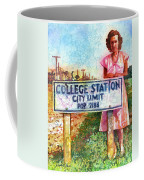 Population 2184 Coffee Mug