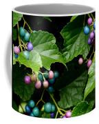Porcelain Berries Coffee Mug