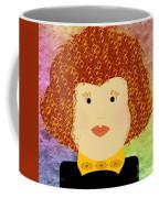 Porcelain Doll 12 Coffee Mug