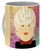 Porcelain Doll 8 Coffee Mug