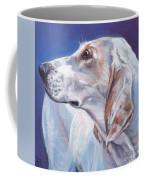 Porcelaine Hound Coffee Mug