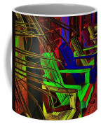 Neon Porch Perches Coffee Mug