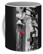 Porch Post Berries Color Punch Coffee Mug