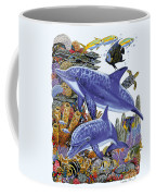 Porpoise Reef Coffee Mug