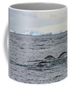 Porpoising.. Coffee Mug