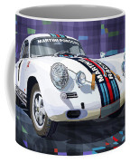 Porsche 356 Martini Racing Coffee Mug