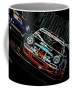 Porsche 911 Racing Coffee Mug