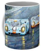 Porsche 917 K Gulf Spa Francorchamps 1971 Coffee Mug
