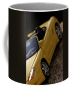 Porsche Car Coffee Mug