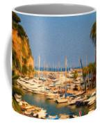 Port De Fontvieille Coffee Mug