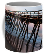 Port Hueneme Pier Askew Coffee Mug