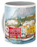 Port Of Capri Coffee Mug