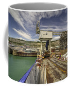Port Of Dover  Coffee Mug