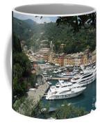Port Of Portofino Coffee Mug