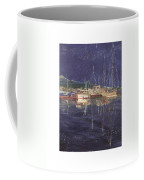 Stary  Port Orchard Night Coffee Mug