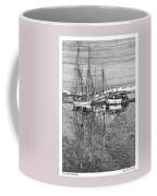 Reflections Of Port Orchard Washington Coffee Mug by Jack Pumphrey