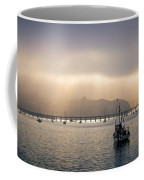 Port San Luis At Dawn 009 Coffee Mug