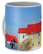 Port Washington Light Station  Coffee Mug