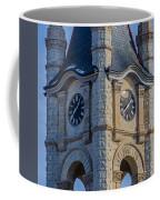 Port Washinton Court House Steeple 1  Coffee Mug